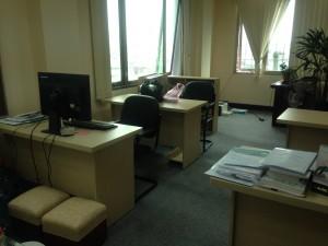 Cho thuê văn phòng tại Kim Mã Thượng gần tòa nhà 65 tầng Lotte