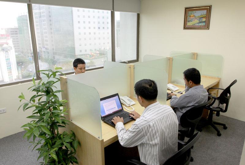 Dịch vụ cho thuê chỗ ngồi văn phòng