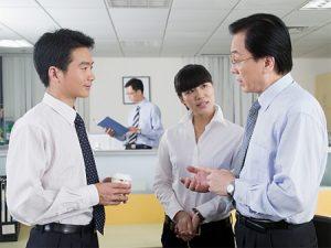 Sếp khéo quan tâm giúp giữ nhân tài cho công ty