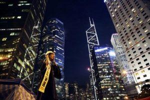 Văn phòng cho thuê ở Hồng Kông đắt đỏ nhất thế giới
