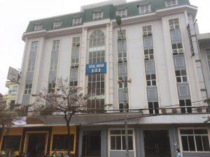 Cho thuê văn phòng tại tòa nhà  Nguyễn Phong Sắc, Cầu Giấy