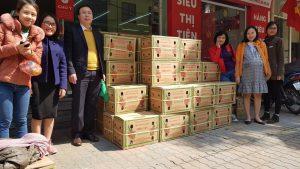 """Nhật An Group """"Giải cứu"""" Thanh Long trước dịch bệnh CORONA"""